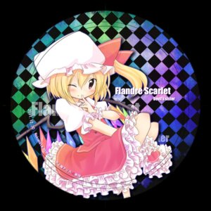 Rating: Safe Score: 10 Tags: flandre_scarlet tobi_(artist) touhou User: Nekotsúh