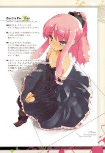 Rating: Safe Score: 30 Tags: dress louise mizoguchi_keiji ntype zero_no_tsukaima User: airsakura