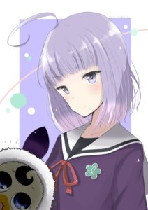 Rating: Safe Score: 6 Tags: higi_ni_bo pop_in_q seifuku tsukui_saki User: saemonnokami