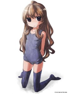 Rating: Safe Score: 9 Tags: aisaka_taiga raichi school_swimsuit swimsuits toradora! User: genga01
