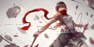 Rating: Safe Score: 42 Tags: aixuan mikasa_ackerman shingeki_no_kyojin sword User: Radioactive