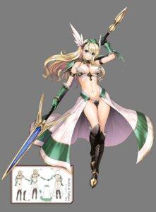 Rating: Questionable Score: 25 Tags: armor ass bikini_armor bikini_warriors cameltoe character_design cleavage tony_taka transparent_png valkyrie_(bikini_warriors) weapon User: Nico-NicoO.M.