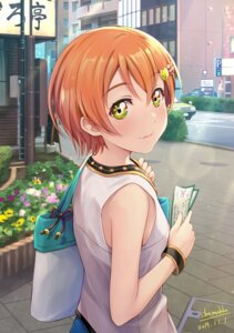 Rating: Safe Score: 14 Tags: hoshizora_rin love_live! shamakho User: Dreista