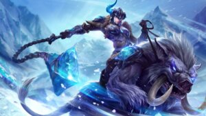 Rating: Questionable Score: 4 Tags: armor horns league_of_legends tagme weapon User: Radioactive