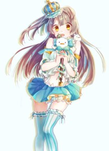 Rating: Questionable Score: 37 Tags: bloomers love_live! minami_kotori moegi0926 thighhighs User: KazukiNanako