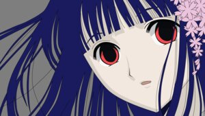 Rating: Safe Score: 7 Tags: transparent_png vector_trace xxxholic zashiki_warashi User: SciFi