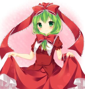 Rating: Safe Score: 11 Tags: dress haduki456 kagiyama_hina touhou User: Radioactive