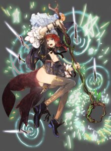 Rating: Safe Score: 28 Tags: ass heels no_bra thighhighs toi8 weapon witch User: Mr_GT