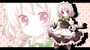 Rating: Safe Score: 19 Tags: izayoi_sakuya kuromame_(8gou) maid touhou wallpaper User: Nekotsúh