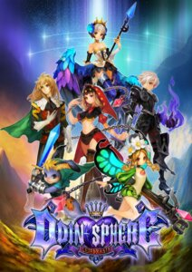 Rating: Safe Score: 33 Tags: armor cleavage cornelius george_kamitani gwendolyn mercedes odin_sphere oswald pointy_ears sword thighhighs velvet weapon wings User: Radioactive