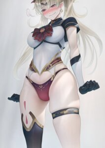 Rating: Questionable Score: 49 Tags: cosplay ereshkigal_(fate/grand_order) fate/grand_order garter imizu_(nitro_unknown) pantsu sailor_moon tagme thighhighs User: Dreista