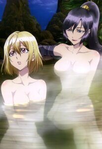 Rating: Questionable Score: 50 Tags: angelise_ikaruga_misurugi censored cross_ange jill_(cross_ange) naked onsen User: drop