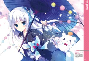 Rating: Questionable Score: 26 Tags: kimono muku_(apupop) umbrella User: Twinsenzw