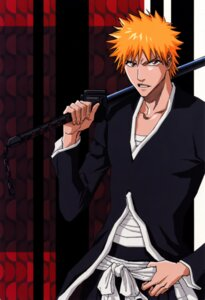 Rating: Safe Score: 6 Tags: bleach kurosaki_ichigo male User: Radioactive