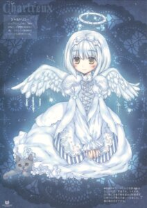 Rating: Safe Score: 20 Tags: angel kawaku neko User: Radioactive