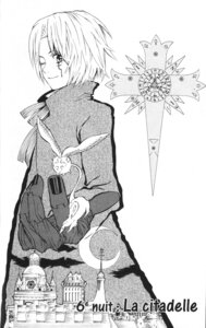 Rating: Safe Score: 2 Tags: allen_walker d.gray-man hoshino_katsura male monochrome timcanpy User: charunetra