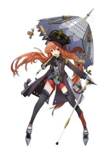 Rating: Safe Score: 27 Tags: argus_(zhanjianshaonv) feiria thighhighs umbrella weapon zhanjianshaonv User: KazukiNanako