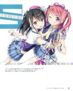 Rating: Safe Score: 45 Tags: kantoku kurumi_(kantoku) shizuku_(kantoku) thighhighs User: Twinsenzw