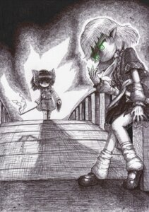 Rating: Safe Score: 4 Tags: chibi comecame hakurei_reimu mizuhashi_parsee touhou User: Radioactive