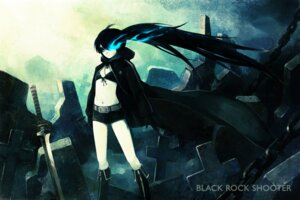 Rating: Safe Score: 18 Tags: bikini_top black_rock_shooter black_rock_shooter_(character) hironox vocaloid User: charunetra