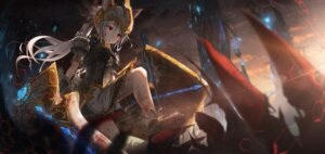 Rating: Safe Score: 50 Tags: animal_ears armor blood boyogo dress elin sword tera_online User: Mr_GT