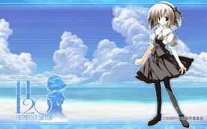 Rating: Safe Score: 5 Tags: h2o_~footprints_in_the_sand~ makura otoha pantyhose seifuku tsukinon wallpaper User: syaoran-kun