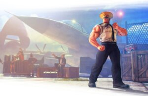 Rating: Safe Score: 2 Tags: guile street_fighter User: calebjoe