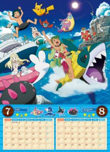 Rating: Safe Score: 1 Tags: bikini calendar kaki_(pokemon) lillie_(pokemon) maamane_(pokemon) mao_(pokemon) pikachu pokemon pokemon_sm professor_kukui_(pokemon) satoshi_(pokemon) suiren_(pokemon) swimsuits User: pklucario