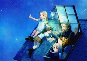 Rating: Safe Score: 6 Tags: dee estrella kuramoto_kaya liddel little_stars_on_the_earth radha_baldwin wisteria User: Imbir