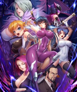 Rating: Questionable Score: 32 Tags: black_lilith bodysuit business_suit cleavage dress erect_nipples fishnets kagami pantsu sword taimanin_asagi taimanin_asagi_zero thighhighs User: moonian