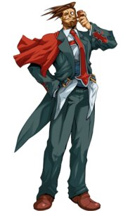 Rating: Questionable Score: 3 Tags: guilty_gear guilty_gear_xx_accent_core male slayer User: Yokaiou