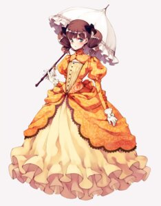 Rating: Safe Score: 16 Tags: dress littlewitch lolita_fashion oyari_ashito robinetta_ashley rondo_leaflet User: petopeto