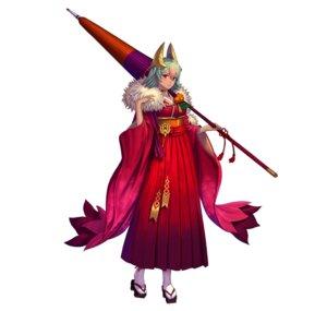 Rating: Questionable Score: 11 Tags: fire_emblem fire_emblem_heroes horns izuka_daisuke japanese_clothes laegjarn nintendo umbrella User: fly24