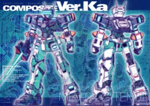 Rating: Safe Score: 5 Tags: crease katoki_hajime mecha virtual_on User: Rid