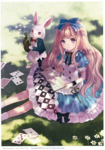 Rating: Safe Score: 49 Tags: dress fukahire_sanba last_chronicle megane ruinon User: Twinsenzw