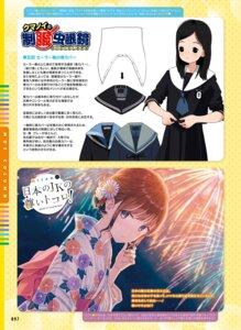 Rating: Safe Score: 22 Tags: hiten kumanoi_(nichols) seifuku yukata User: Twinsenzw
