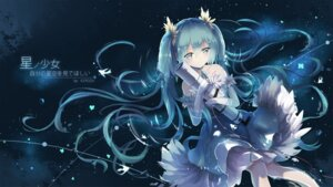 Rating: Safe Score: 61 Tags: dress hatsune_miku kuroi_asahi tattoo vocaloid User: Mr_GT