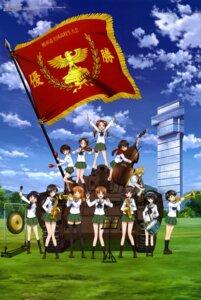 Rating: Safe Score: 40 Tags: akiyama_yukari animal_ears bike_shorts caesar girls_und_panzer isobe_noriko isuzu_hana kadotani_anzu nekonyaa nishizumi_miho ogura_noriko reizei_mako sawa_azusa seifuku sono_midoriko sugimoto_isao takebe_saori thighhighs utsugi_yuuki User: drop