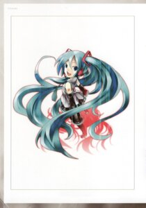 Rating: Safe Score: 10 Tags: hatsune_miku kei vocaloid User: cheese