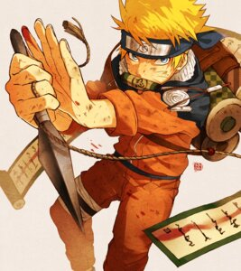 Rating: Safe Score: 25 Tags: male mitarashi111 naruto uzumaki_naruto User: charunetra
