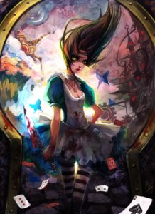 Rating: Safe Score: 18 Tags: alice alice:_madness_returns dress pantyhose zhuxiao517 User: charunetra
