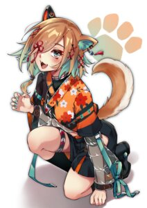 Rating: Questionable Score: 2 Tags: animal_ears garter inumimi mibry_(phrysm) tail User: popcorn1239