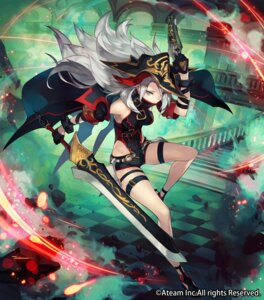 Rating: Safe Score: 27 Tags: ainezu garter gun leotard sword valkyrie_connect User: nphuongsun93