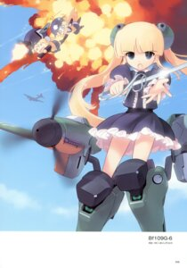 Rating: Safe Score: 5 Tags: jiji lolita_fashion mecha_musume sword User: crim