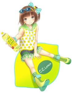 Rating: Safe Score: 15 Tags: c.c._lemon c.c._lemon_(character) ts_mix User: Phiris