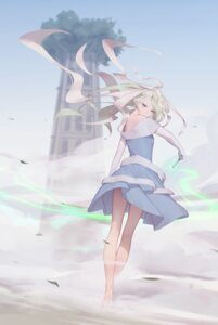 Rating: Safe Score: 34 Tags: diana_cavendish dress little_witch_academia maredoro weapon User: NotRadioactiveHonest