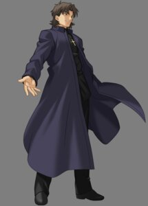 Rating: Safe Score: 5 Tags: fate/stay_night fate/unlimited_codes kotomine_kirei male transparent_png type-moon User: Yokaiou