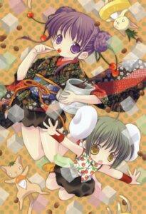 Rating: Safe Score: 12 Tags: kimono tokumi_yuiko User: petopeto