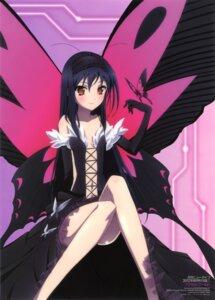 Rating: Safe Score: 43 Tags: accel_world kuroyukihime nomura_masashi wings User: PPV10