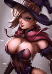 Rating: Questionable Score: 24 Tags: cleavage dandon_fuga leotard mercy_(overwatch) overwatch witch User: NotRadioactiveHonest